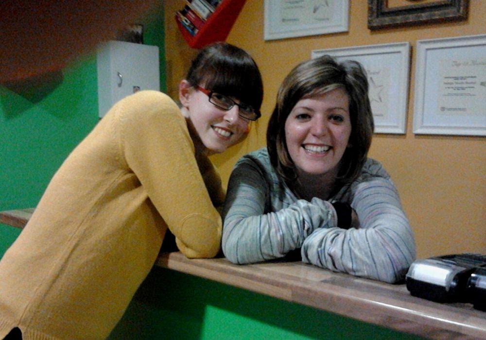 viaggio a valencia receptionist - Viaggiare da soli: ecco come ho iniziato e i 5 motivi per cui dovresti farlo anche tu