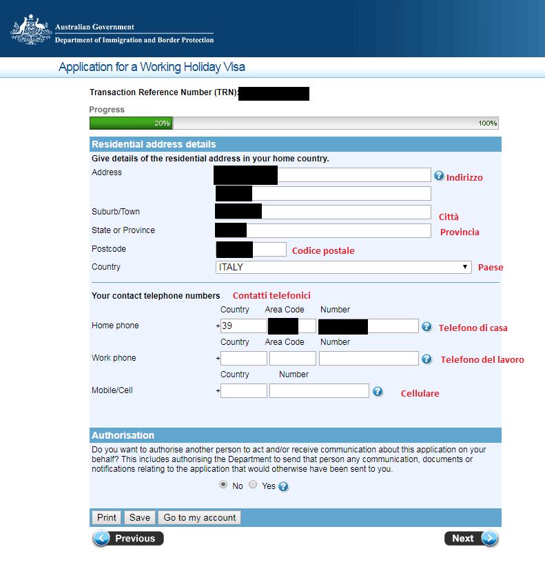 Cattura8 - Come richiedere il Working Holiday Visa per L'Australia: la guida step-by-step