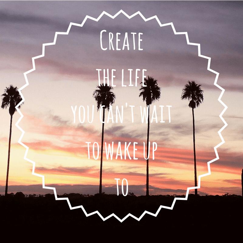 Create the lifeyou cant waitto wake up to - Lasciare il posto fisso ed essere felici: si può?