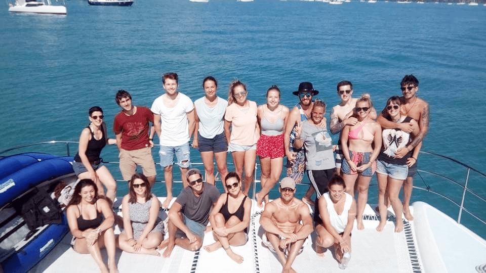 whitsundays boat tour