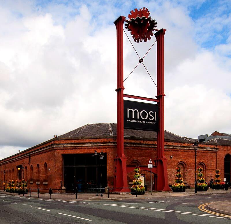 MOSI - Cosa vedere a Manchester in un Weekend