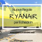 Ryanair Nuove Regole 150x150 - Ryanair: le nuove regole per il check-in online