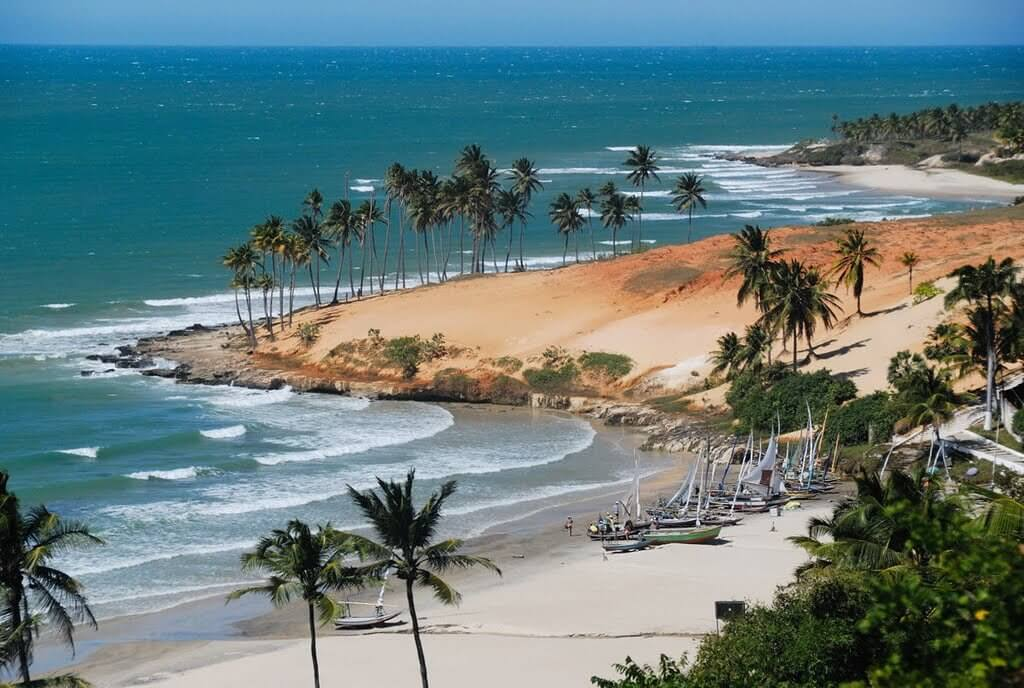 praia do Lagoinha
