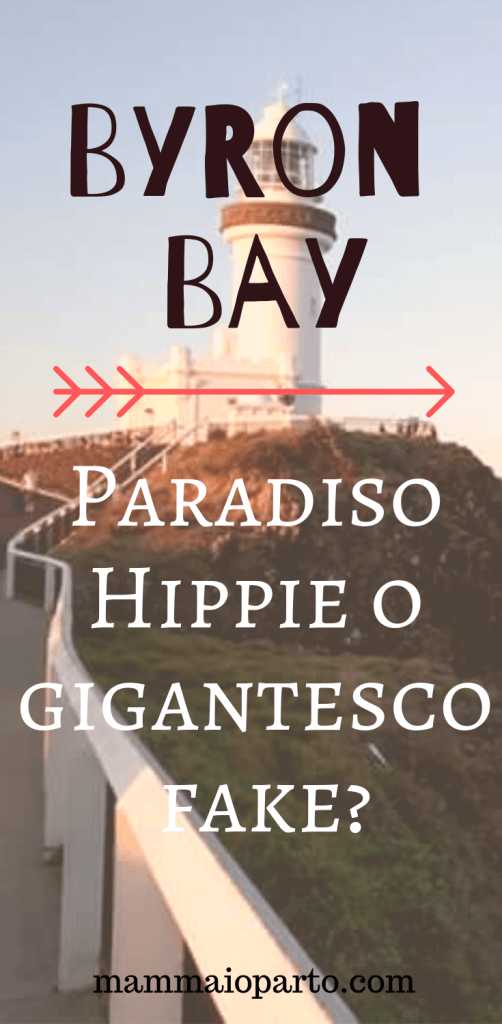 articolo su byron bay: paradiso hippie o gigantesco fake?