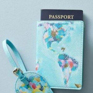 Custodia passaporto