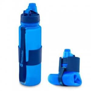 bottiglia d'acqua pieghevole