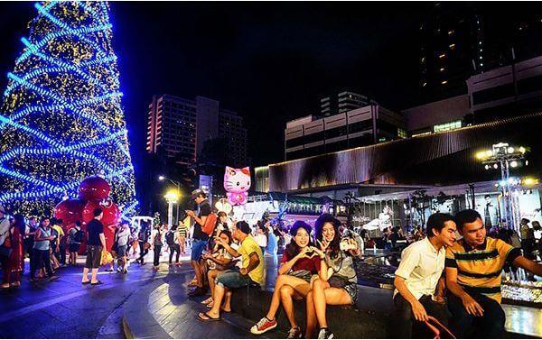 bangkok natale
