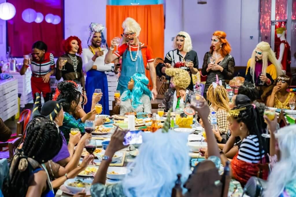 cena con le drag queen lisbona 1024x682 - Cosa fare a Lisbona con la pioggia: non solo musei!